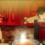 Space Dandy Ramen